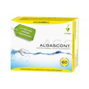Algascont · Nova Diet · 60 cápsulas