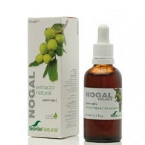 Extracto de Nogal · Soria Natural · 50 ml