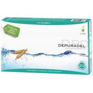 Depuradel · Nova Diet · 20 ampollas
