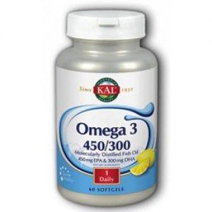 Omega 3 450/300 · KAL · 60 perlas