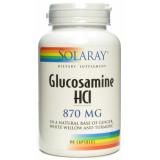 Glucosamina 870 · Solaray · 90 cápsulas