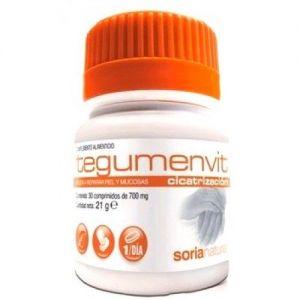 Tegumenvit · Soria Natural · 30 comprimidos