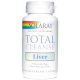 Total Cleanse Liver · Solaray · 60 cápsulas