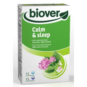 Calm & Sleep · Biover · 30 comprimidos