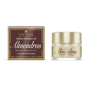 Crema Natural de Almendras · Natysal · 50 ml