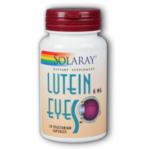 Lutein Eyes · Solaray