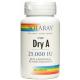 Vitamina A Seca · Solaray · 60 cápsulas