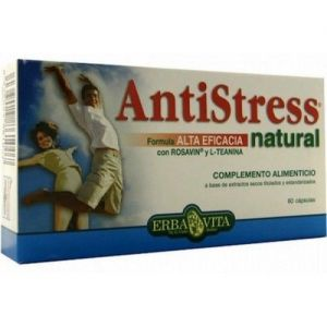 AntiStress Natural · Herbovita · 60 cápsulas