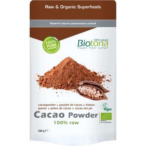 Cacao en Polvo · Biotona · 200 gramos