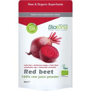 Remolacha Roja · Biotona · 200 gramos