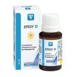Ergy D - Vitamina D · Nutergia · 15 ml