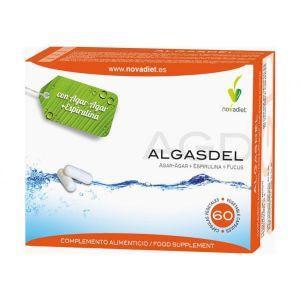 Algasdel · Nova Diet · 60 cápsulas