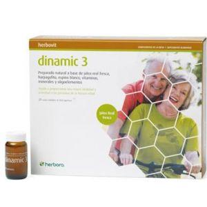 Dinamic 3 · Herbora · 20 viales