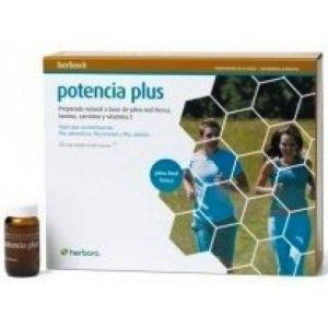 Potencia Plus · Herbora · 20 viales