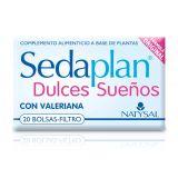 Sedaplan con Valeriana · Natysal · 20 filtros