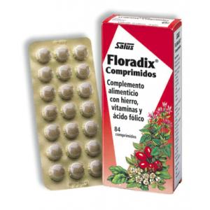 Floradix Comprimidos · Salus · 84 comprimidos