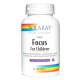 Focus for Children · Solaray · 60 comprimidos