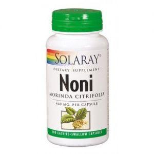 Noni · Solaray · 100 cápsulas