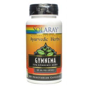 Gymnema · Solaray · 60 cápsulas