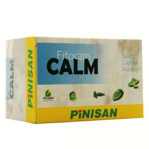 Fitocaps Calm · Pinisan · 60 cápsulas