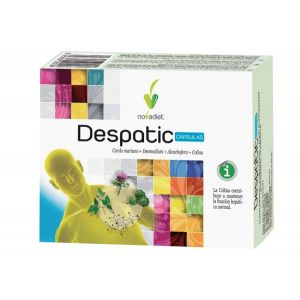 Despatic Cápsulas · Nova Diet · 60 cápsulas