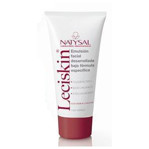 Leciskin Emulsión Facial · Natysal · 50 ml