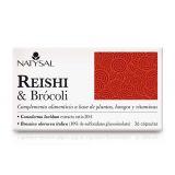 Reishi & Brócoli · Natysal · 36 cápsulas