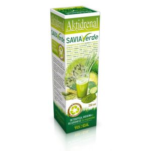 Aktidrenal Savia Verde · Tongil