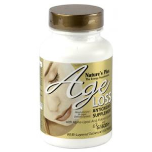 Age Loss · Nature's Plus · 60 comprimidos