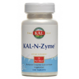Kal-N-Zyme · KAL · 100 comprimidos