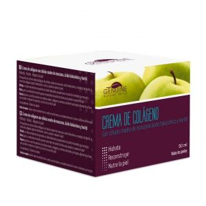 Crema de Colágeno · Genuine Natural Spirit · 50 ml