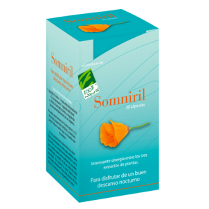 Somniril · 100% Natural · 30 cápsulas