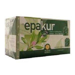 Epakur Tisana · Planta Médica · 20 filtros