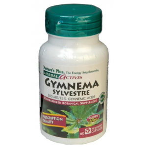 Gymnema Silvestre · Nature's Plus · 60 cápsulas