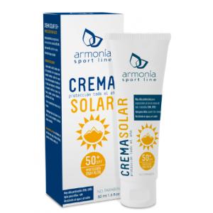 Crema Solar Sport Line 50+ · Armonía