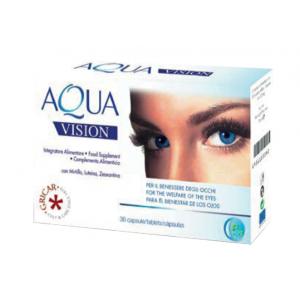 Aquavisión · Herbofarm · 30 cápsulas