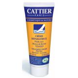 Crema Reparadora Pies Secos · Cattier · 75 ml