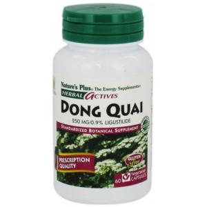 Dong Quai · Nature's Plus · 60 cápsulas