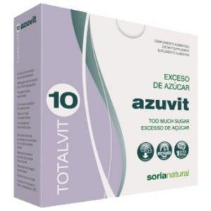 Totalvit 10 - Azuvit · Soria Natural · 28 comprimidos
