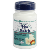 Say Yes To Dairy · Nature's Plus · 50 comprimidos
