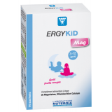 ErgyKid Mag · Nutergia · 14 sobres