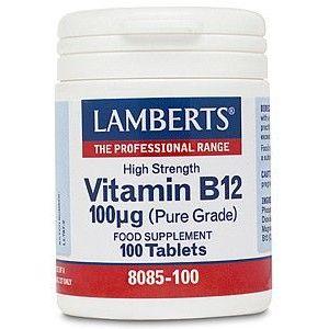 Vitamina B12 · Lamberts