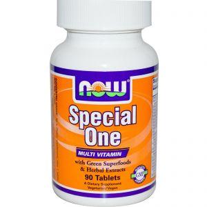 Special One · NOW · 90 comprimidos