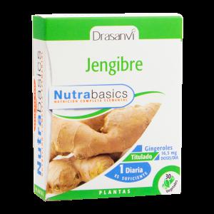 Jengibre · Drasanvi · 30 cápsulas
