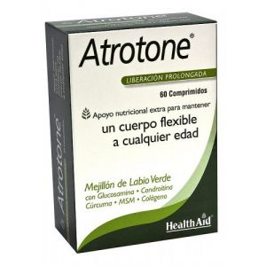 Atrotone · Health Aid · 60 comprimidos