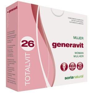 Totalvit 26 - Generavit · Soria Natural · 28 comprimidos