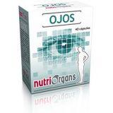 Nutriorgans Ojos · Tongil · 40 cápsulas