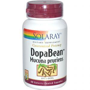 DopaBean (Mucuna Pruriens) · Solaray · 60 cápsulas