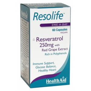 Resolife · Health Aid · 60 cápsulas