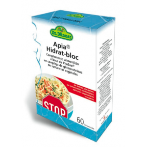 Apia Hidrat-Bloc · Dr.Dunner · 60 comprimidos